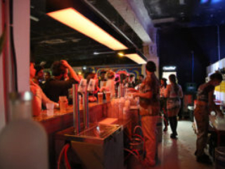Bar clubbing paris nuit