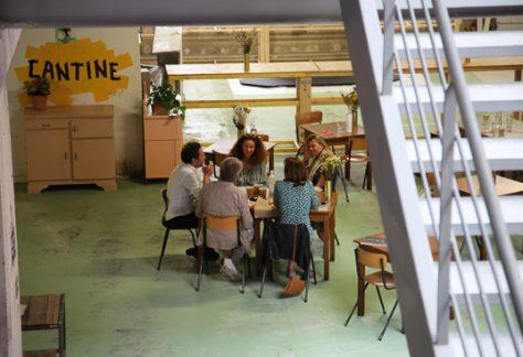 Cantine restaurant paris consulat