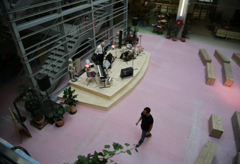 répétition concert intérieur jour