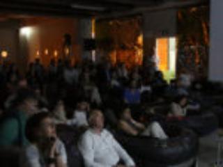Projection conférences chambres air