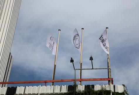 Drapeaux Consulat Gaîté jour
