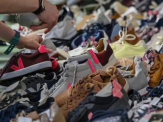 Veja braderie mode sneakers