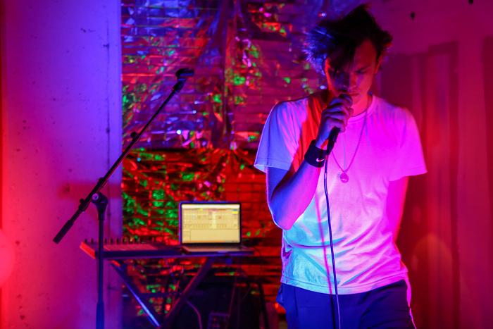 Concert Arthur Ely live