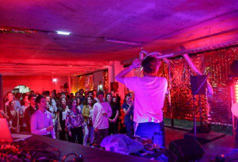 Soirée concert club amour