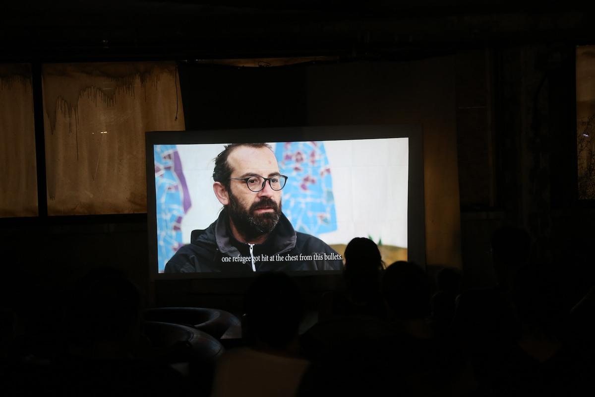 Documentaire : Moria 35