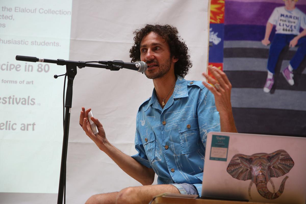 Psychédélisme, activisme et contre-culture