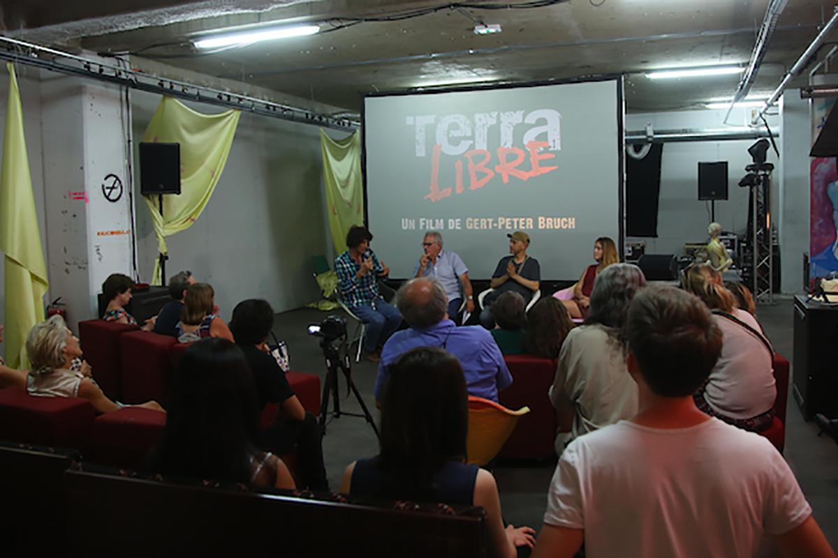 Terra Libre : un documentaire pour l'Amazonie