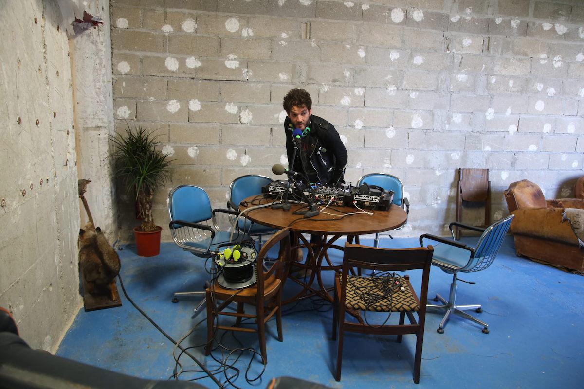 Adrien Albou, créateur de Garçons Infidèles