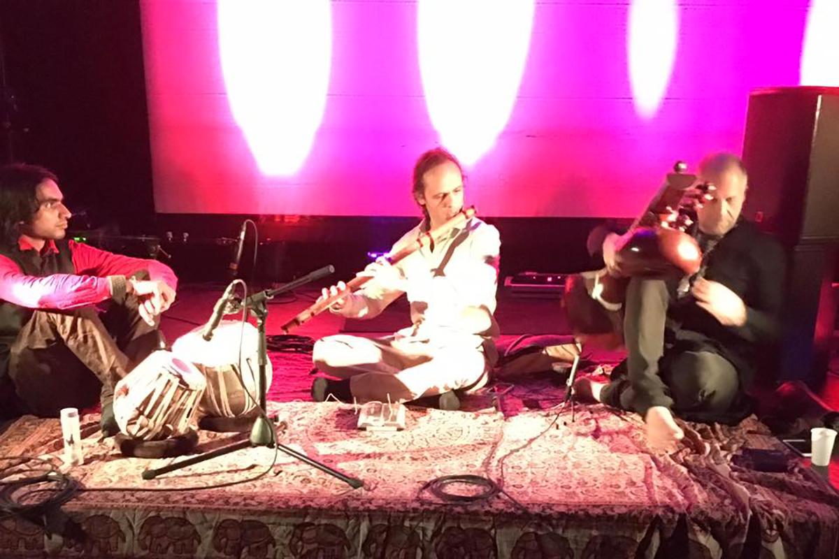 Raga traditionnel Hindustani