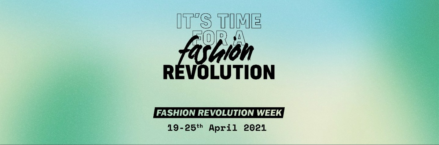 Défilé de clôture de la Fashion Revolution Week 2021