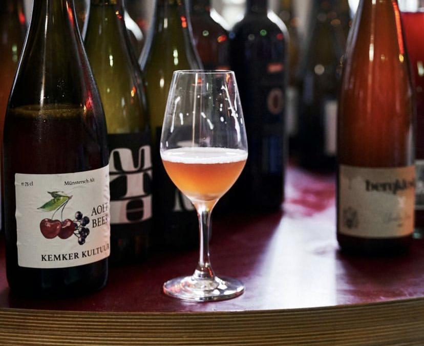 Wine tasting par la Chambre Noire