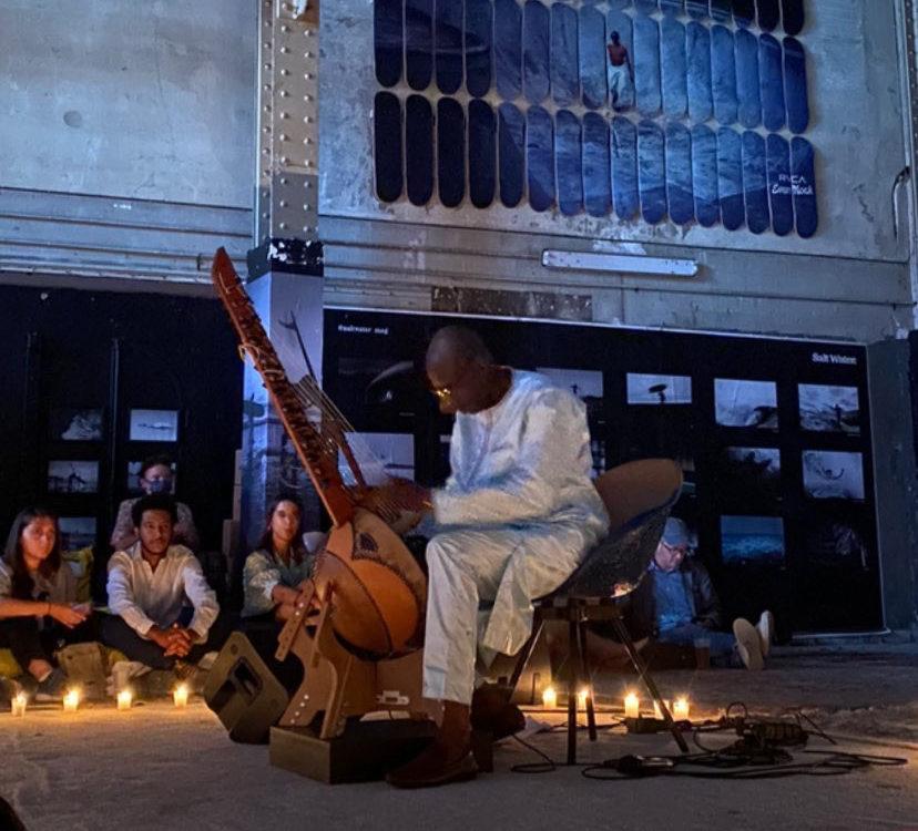 Le live de Ballaké Sissoko