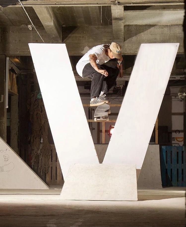 Exposition Art Skate Surf avec RVCA Paris