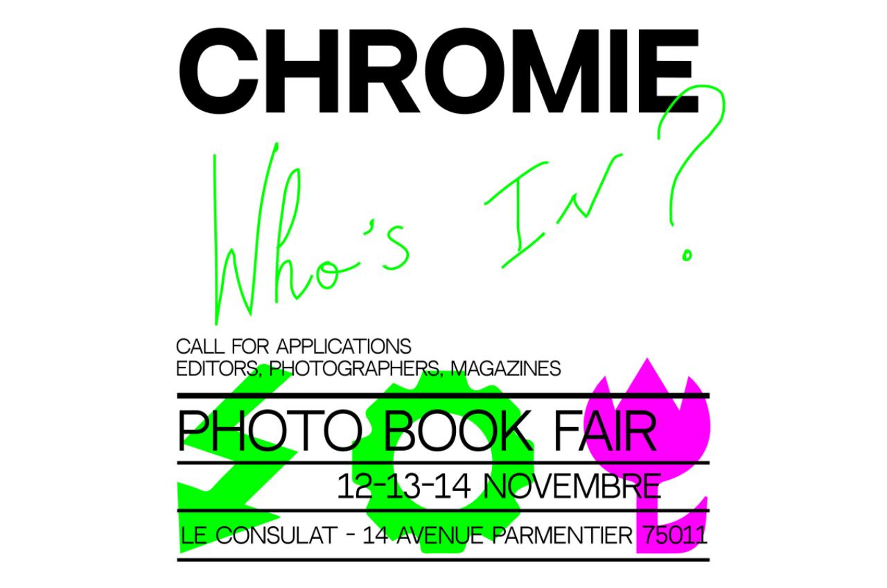 FOIRE CHROMIE – APPEL À CONTRIBUTIONS